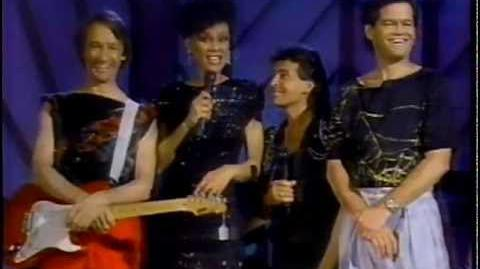 The Monkees on Solid Gold 1987