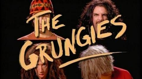 The Grungies (Monkees spoof) - The Ben Stiller Show For the Love of Grunge