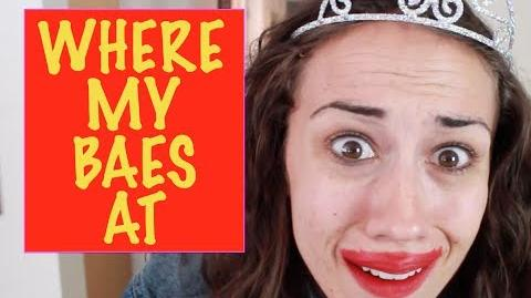 WHERE MY BAES AT? - Original song by Miranda Sings