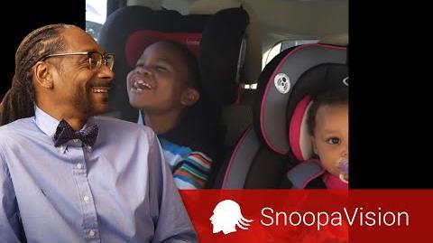 MOMMYS BIG SECRET -) in SnoopaVision
