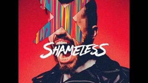 Tyler Glenn - Shameless Lyrics