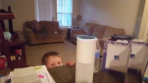 """Alexa """"Posse in Effect"""" Fail"""