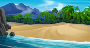 Monkey Island - Beach 3