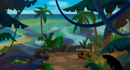 Monkey Island - Fort