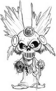 Voodoo Priest | Monkey Island Wiki | FANDOM powered by Wikia