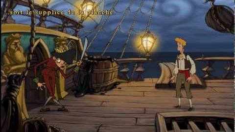Let's Play the Curse of Monkey Island FR (Episode 3)