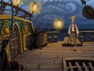 Sea Cucumber deck