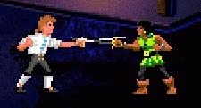 Swordmaster fight