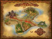 Monkey island map(EMI)