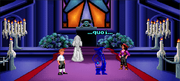 Mariage choc