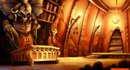 LeChuck's Fortress - Office