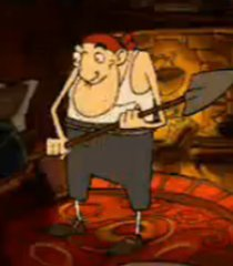 Mort the gravedigger