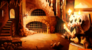 LeChuck's Fortress - Dungeon
