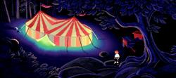 Cirque dehors