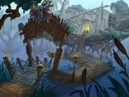 Plunder Island - Swamp