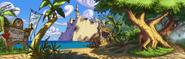 Plunder Island - Fort