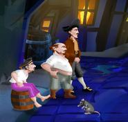 Pirates à la morale douteuse Edition spéciale MI1