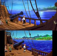 Comparaison bateau SE1