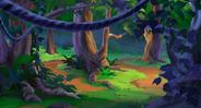 Monkey Island - Jungle