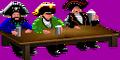 Conseil des pirates