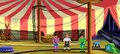 Cirque dedans