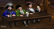 Conseil des pirates SE