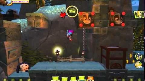 Monkey Quest Chim Foo Bonsai Peaks Walkthrough