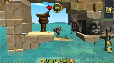 Monkey Quest Cannon Coral Walkthrough