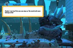 Monkey Quest Foulbreath dialogue