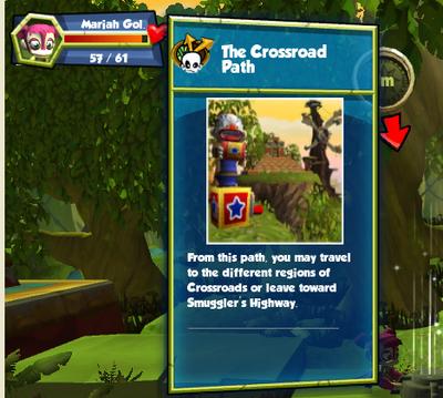 The Crossroad Path