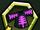 Pink Skeleton Shirt