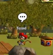 Monkey Quest Terod