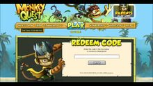 Redeemable Codes