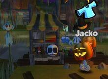 Spooky Jacko