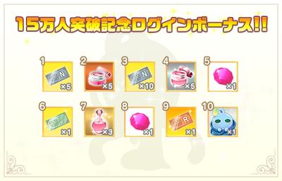 20160317 login rewards