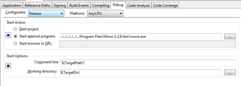 Using Mono with SharpDevelop 3 0   Mono Wiki   FANDOM powered by Wikia