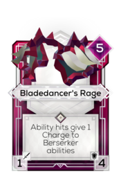 Bladedancer's Rage
