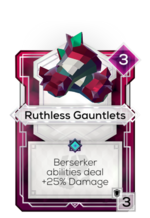 Ruthless Gauntlets