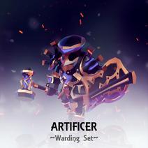 Set Artificer Warding