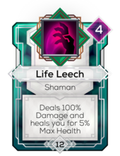 Life Leech