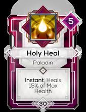 Holy Heal