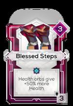 Blessed Steps