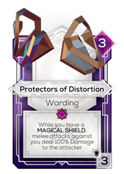 Protectors of Distortion