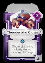 Thunderbird Claws