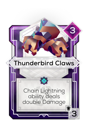 Thunderbird Claws
