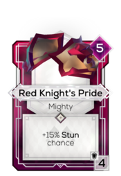 Red Knight's Pride