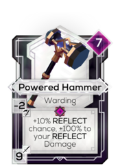 Powered Hammer