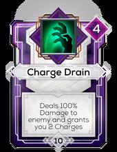 Charge Drain