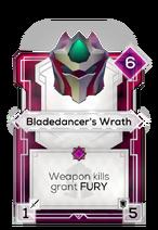 Bladedancer's Wrath