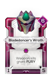 Bladedancer's Wrath